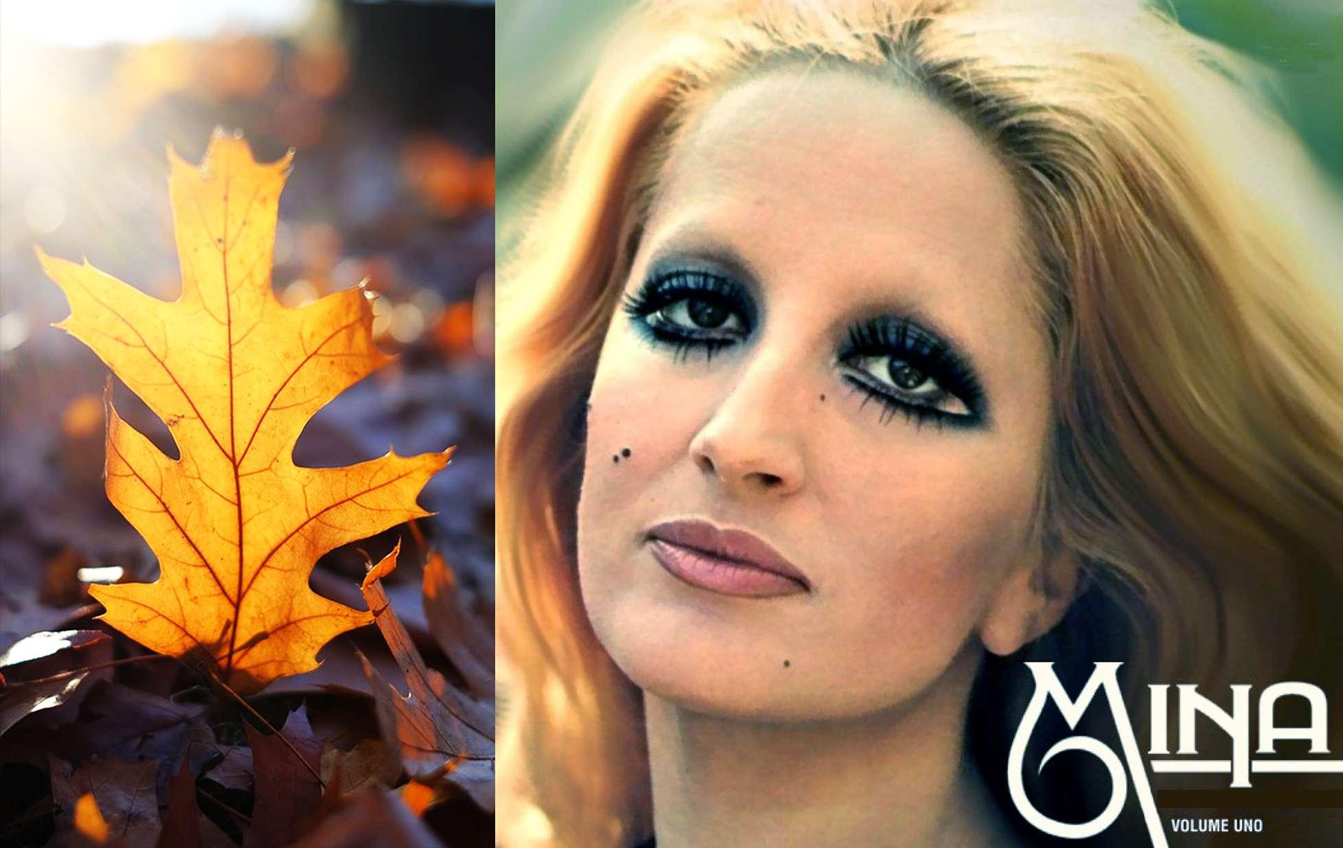 Φθινόπωρο Mina Ballata dautunno Balada de otoño