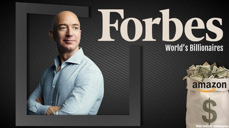 Bezos Forbes
