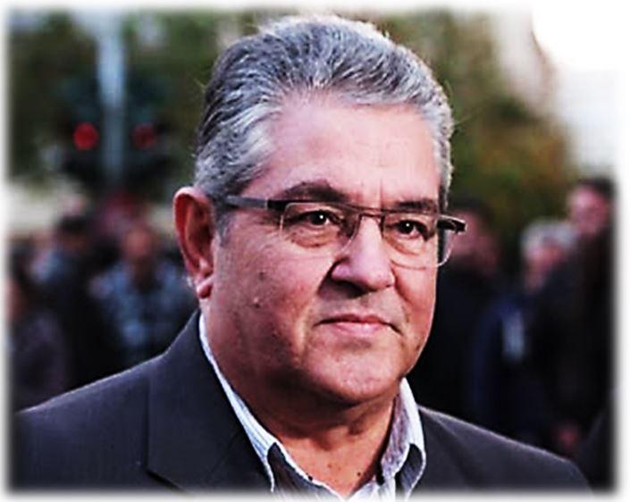 Dimitris Kouysoubas Δημήτρης Κουτσούμπας
