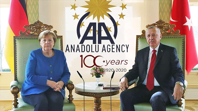 Recep Tayyip Erdoğan Angela Merkel win win solution βασισμένη σε δίκαιο διαμοιρασμό