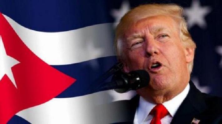 ΗΠΑ: Νέες κυρώσεις κατά της Κούβας ανακοίνωσε ο Τραμπ επικαλούμενος την... «κομμουνιστική καταπίεση»!!