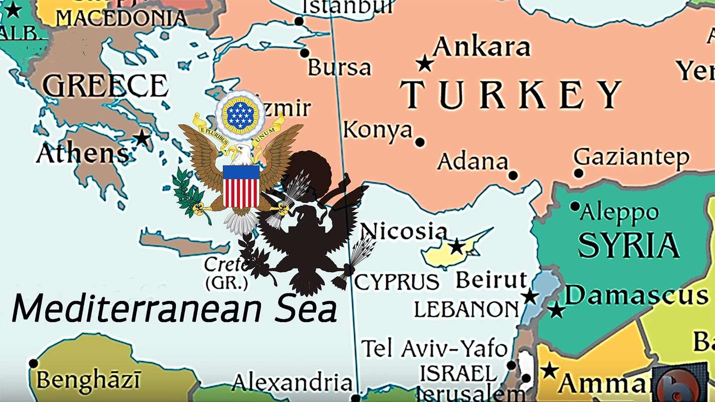 Tr Gr NATO OTAN USA UE ante portas…