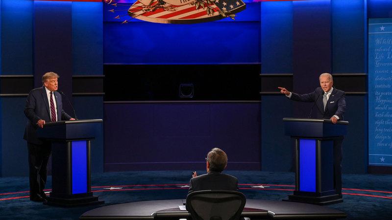 trump biden debate