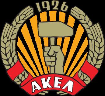 ΑΚΕΛ AKEL logo