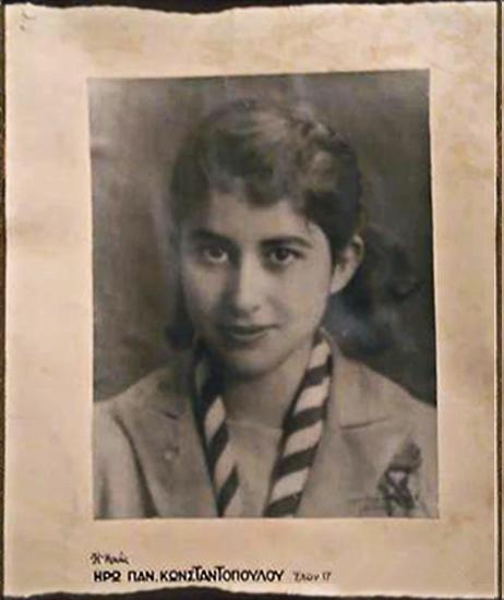 Ηρώ Κωνσταντοπούλου Μουσείο Εαμικής Εθνικής Αντίστασης - Καισαριανή