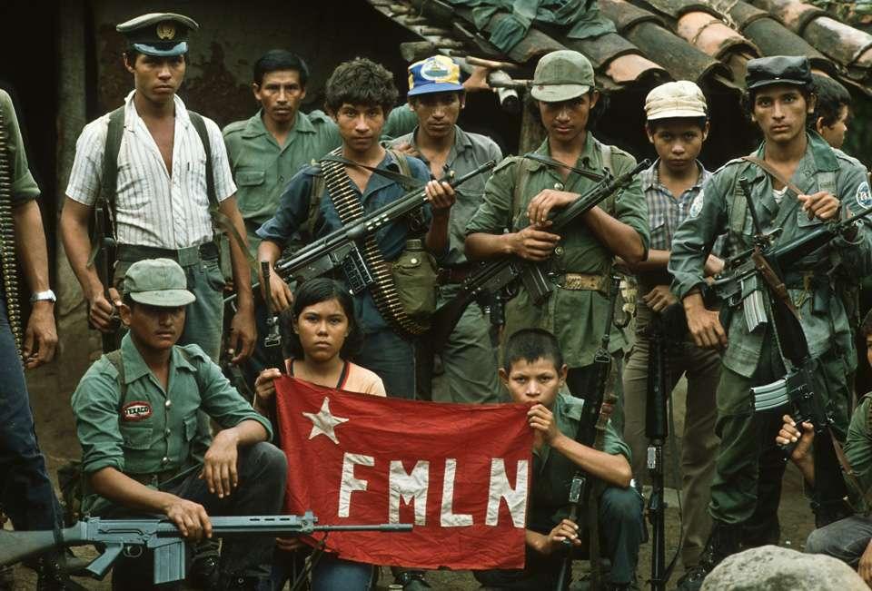 FMLN El Salvador