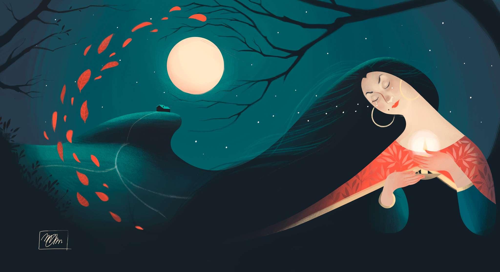 Hijo de la luna –Ο γιος της σελήνης Marta Dorado