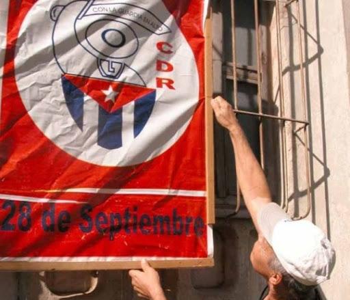 Homenaje a Fidel Castro como fundador de CDR 2