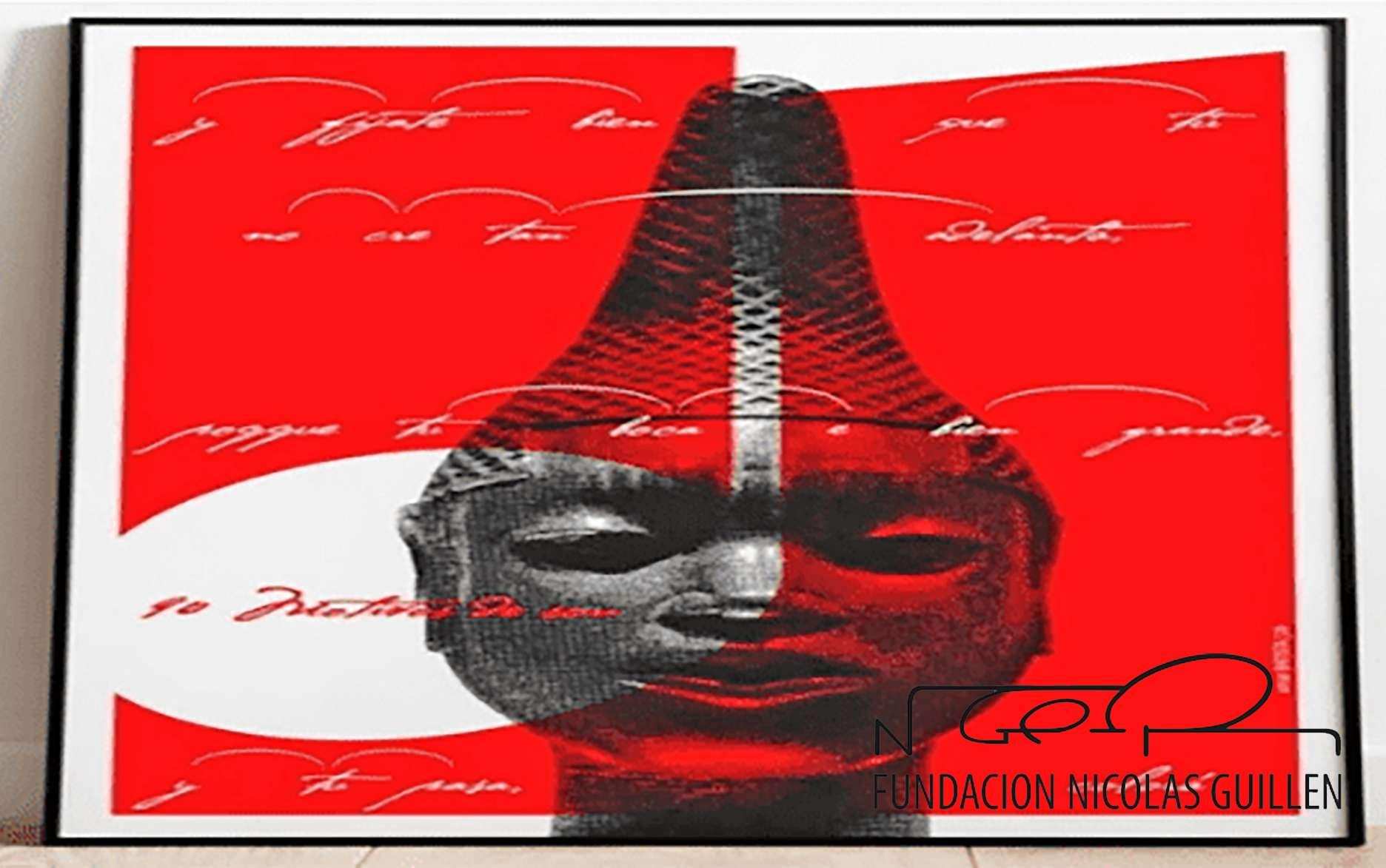 Muestra virtual cubana obra del poeta Nicolás Guillén