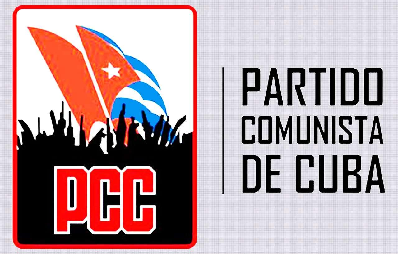 Partido Comunista de Cuba logo