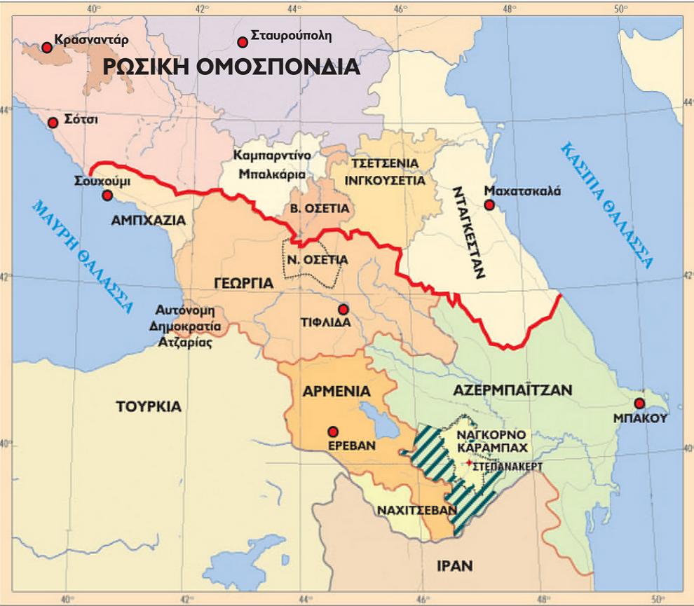 armenia azerbaijan rizos map