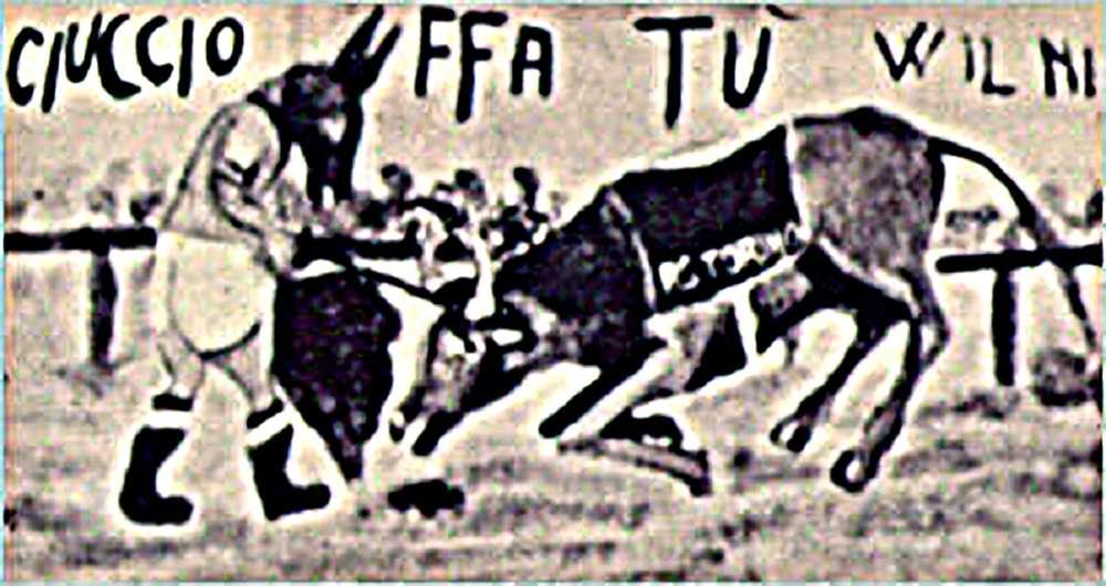 Ciuccio ffa tu 1