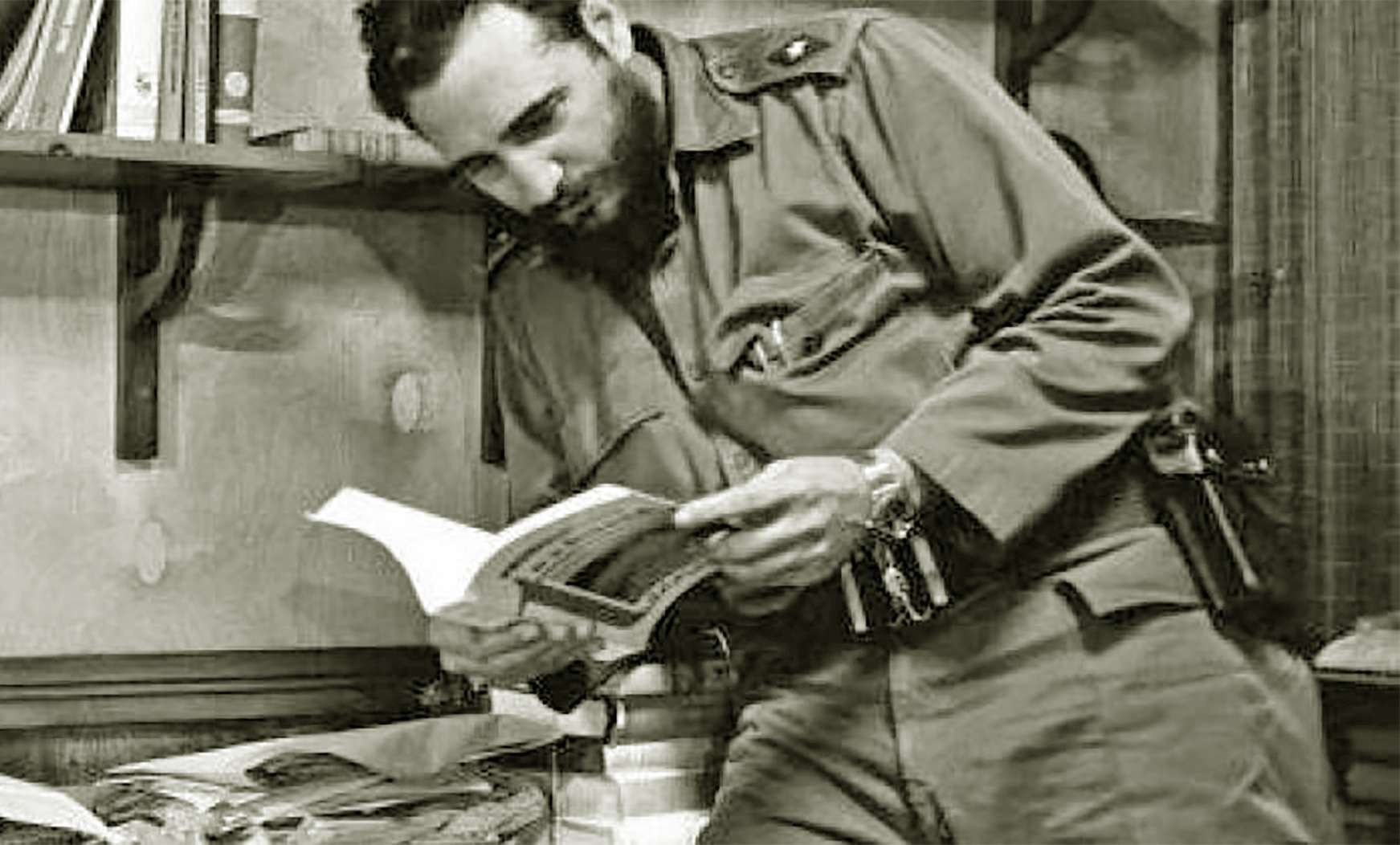 Fidel ¡Hasta Siempre vivo Comandante