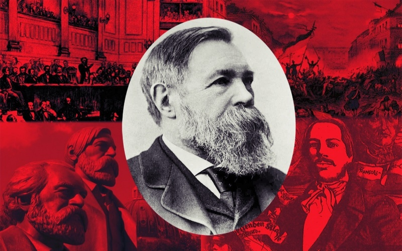 Friedrich Engels 200 years