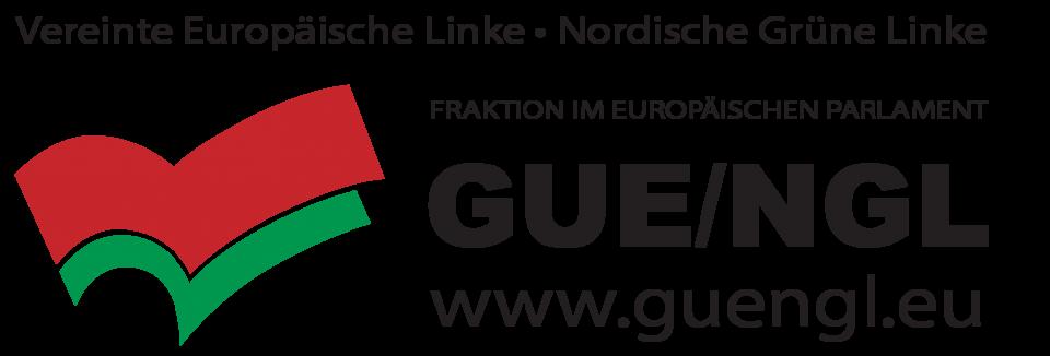 GUE NGL Die Linke logo