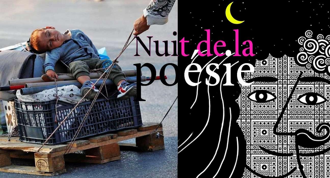 Hassan Yassin Les Nuits de la poésie 22 Nov 2020