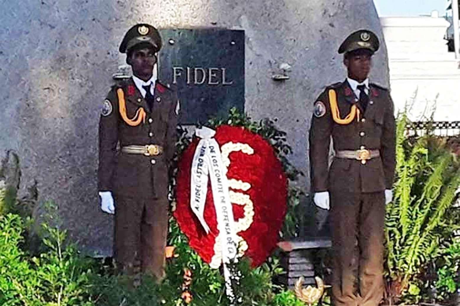 Homenaje a Fidel Castro como fundador de masiva organización en Cuba
