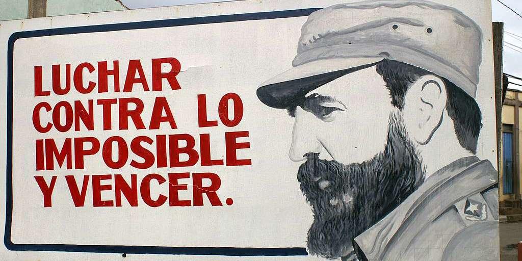 Luchar Contra Lo imposible y Vencer Fifel Castro