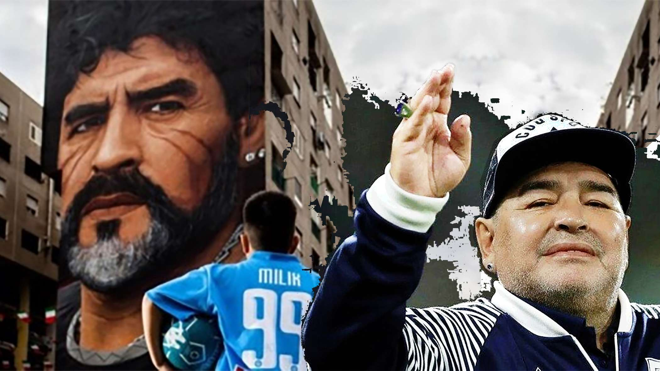 Maradona Diego target
