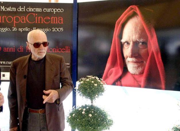 Mario Monicelli 90 anni