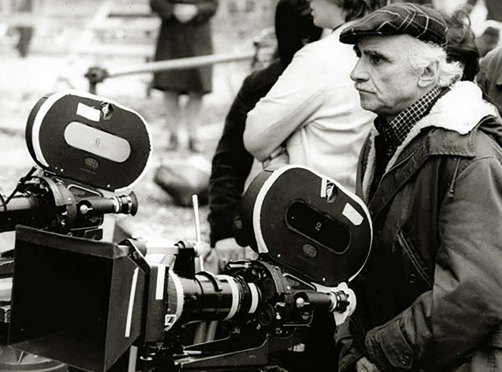 Mario Monicelli LIve camera