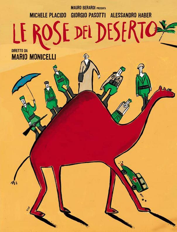 Monicelli Le rose del deserto
