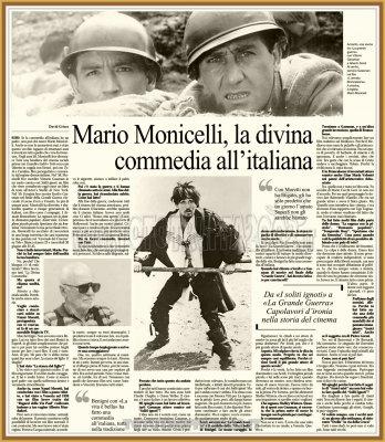Monicelli Mario Biografie