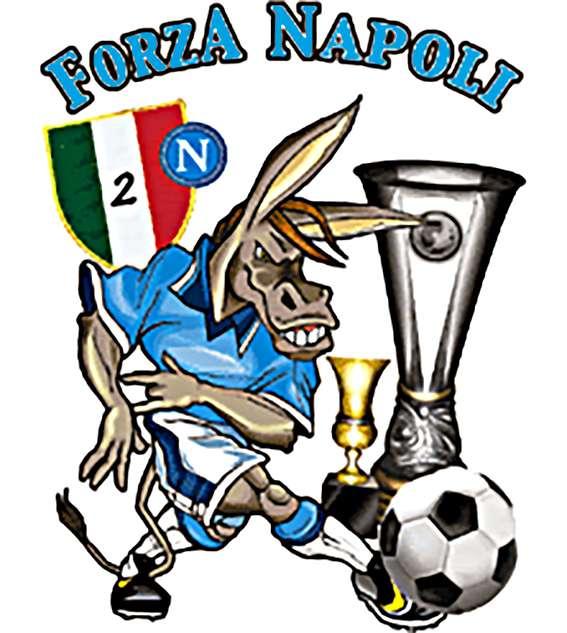 Napoli Ciuccio Forza Napoli