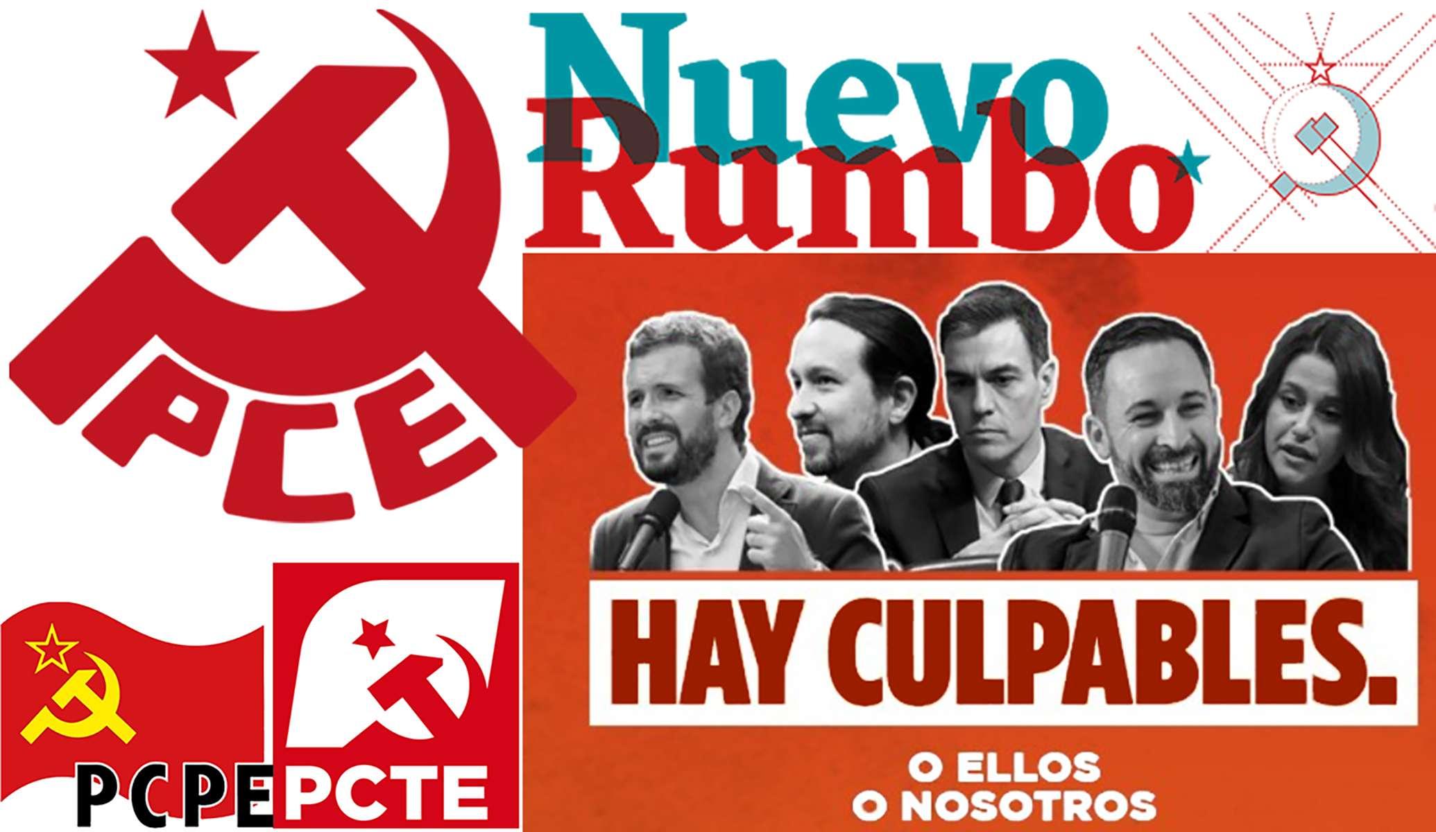 PCE Partido Comunista de España