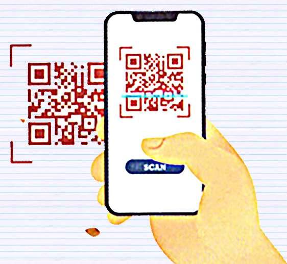QR OCR code