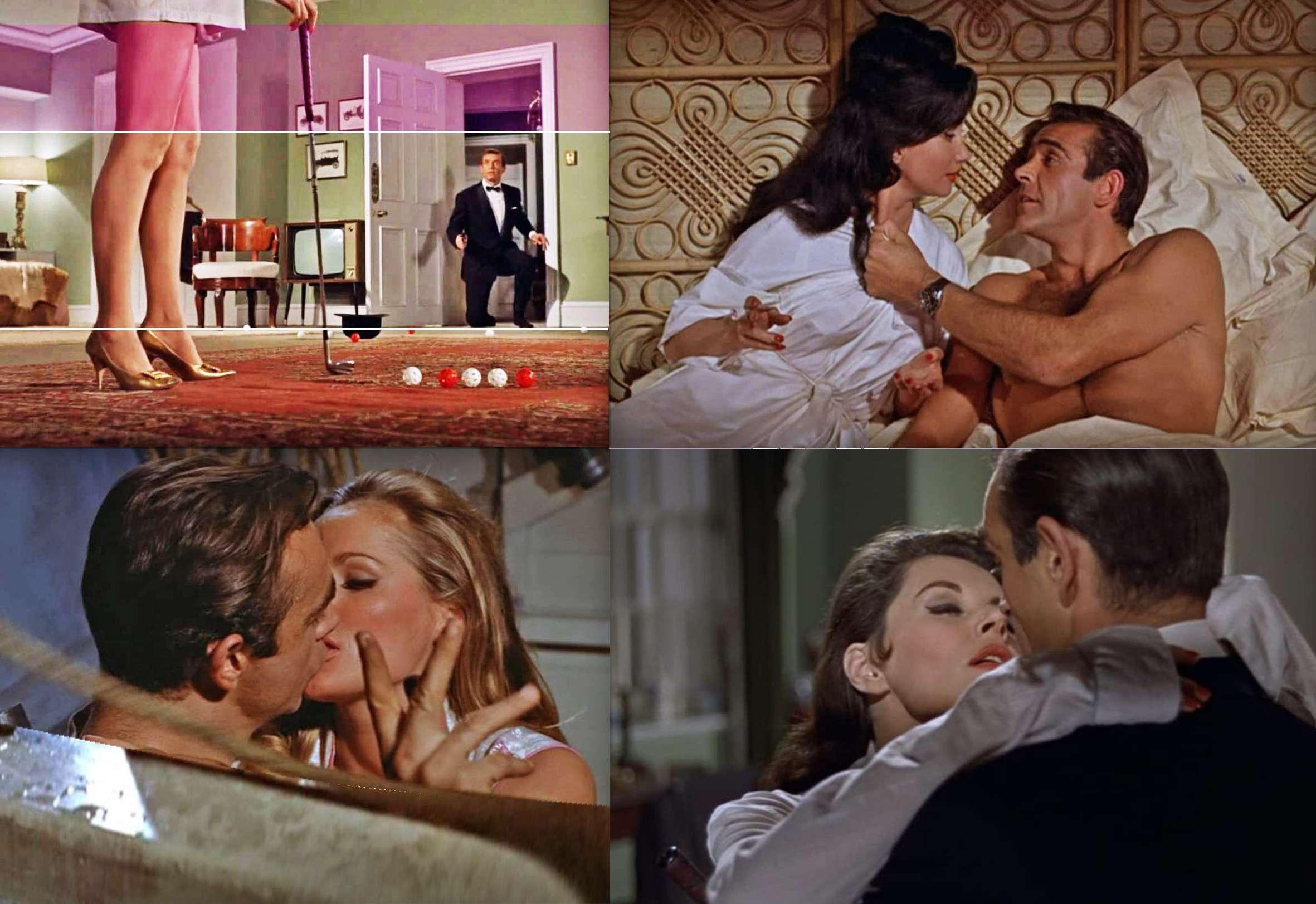 J Bond - Les femmes fatales