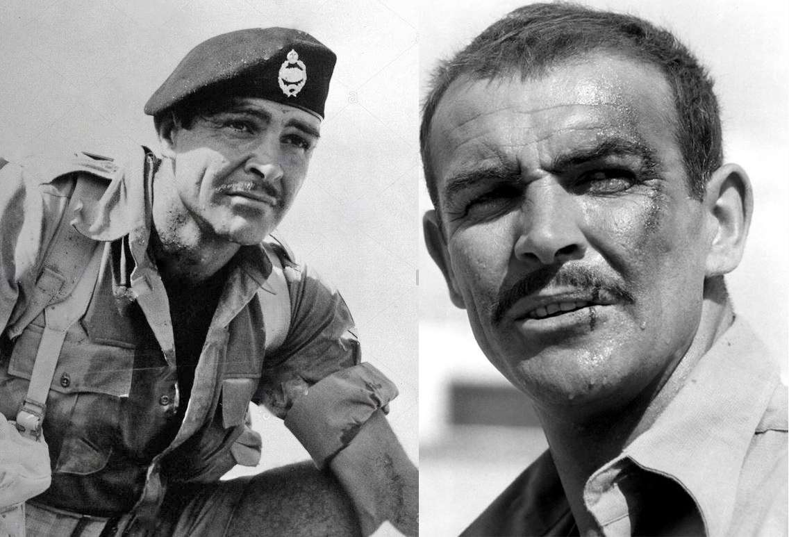 Sean Connery –The Hill