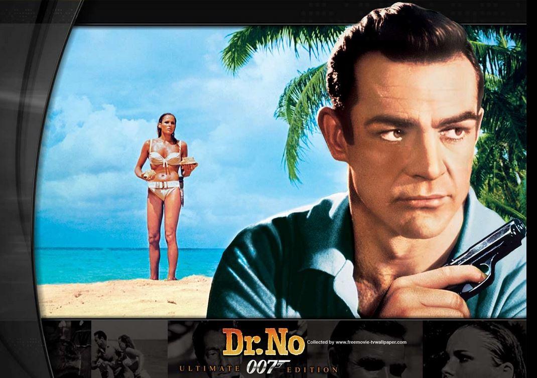 Sean Connery 007 Doctor NO