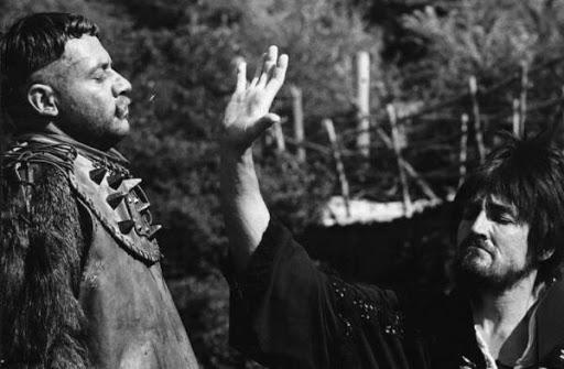Mario Monicelli Armata Brancaleone Vittorio Gassman