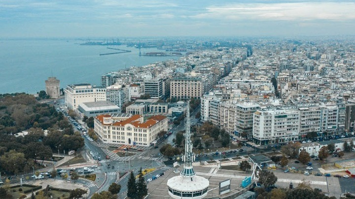 thessaloniki panoramiki