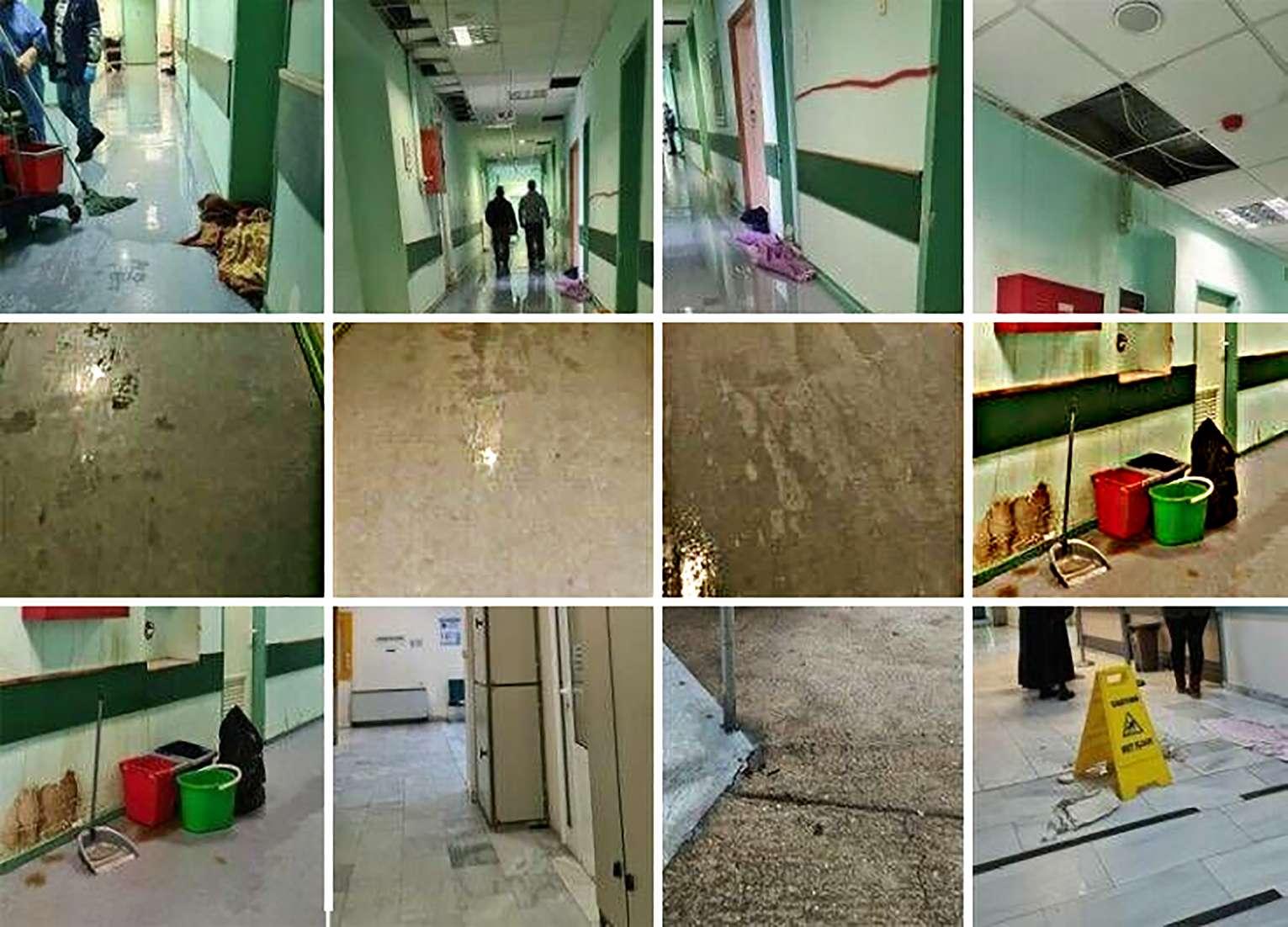 Νοσοκομείο Πλημμύρες politischios gr