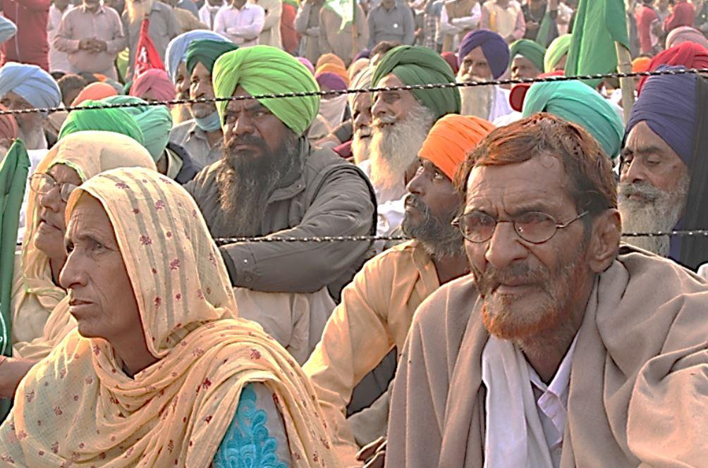 Apergia India απεργία Φωτο Bilal Kuchay Al Jazeera