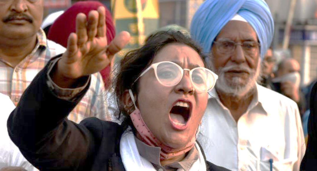 Apergia India απεργία 1