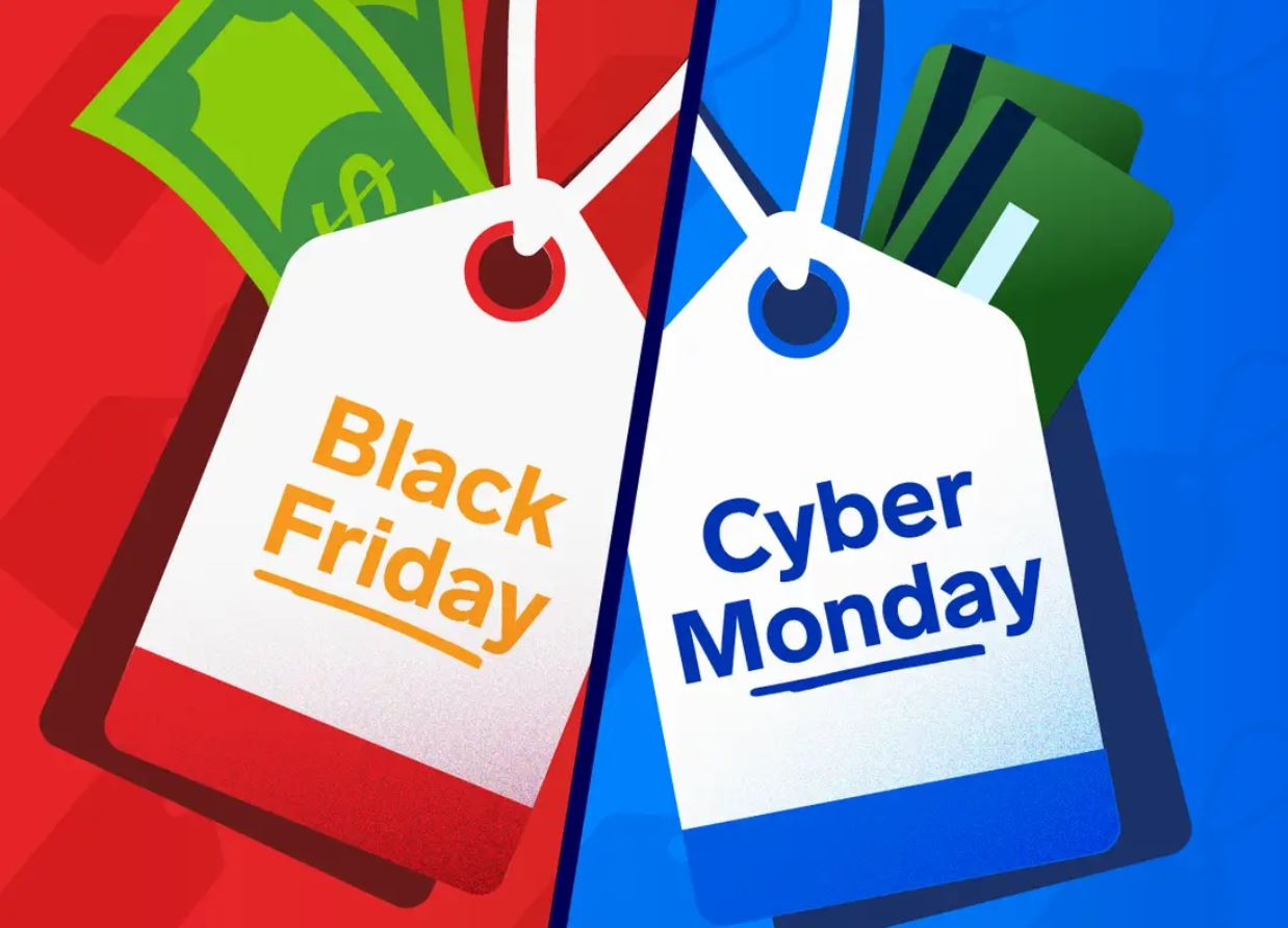 Black Friday Cyber Monday 1