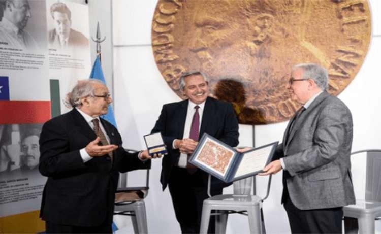 Casa de los Nobel de América Latina