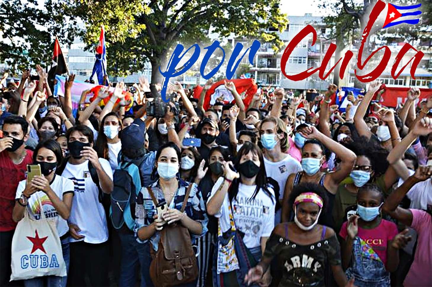 Cuba ¡no tolera interferencia en sus asuntos internos ni de Estados Unidos ni de nadie