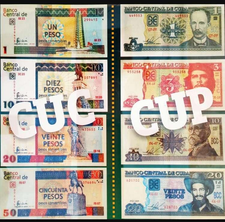 Cuba CuC-CuP