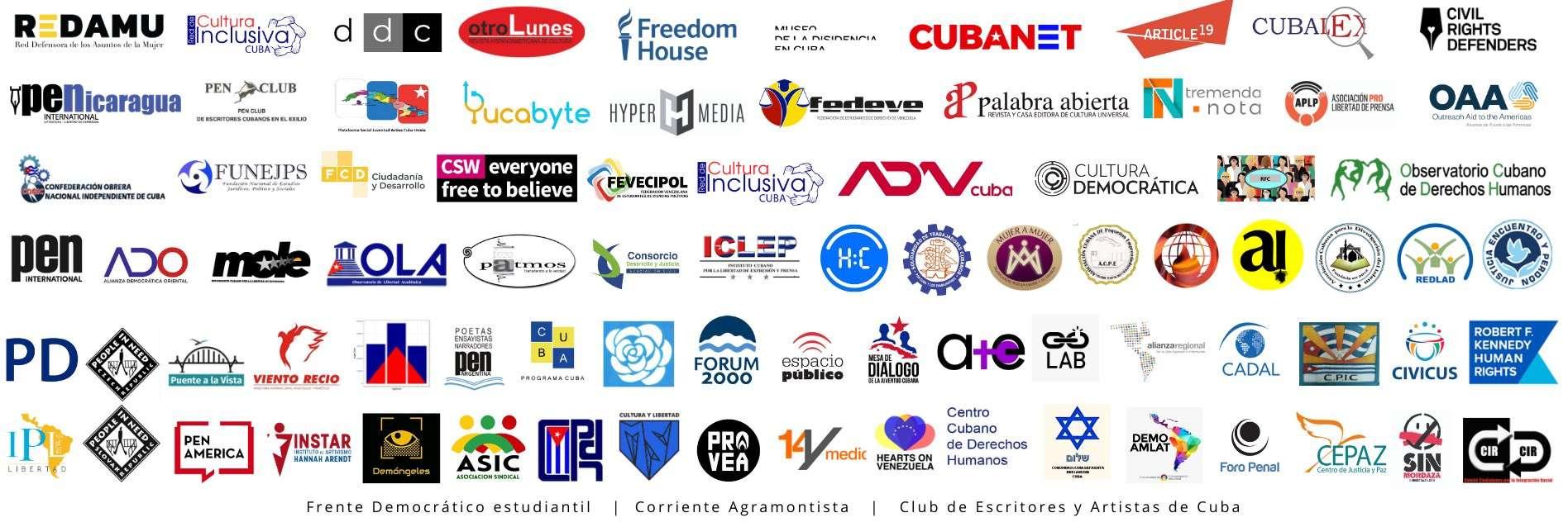 Derechos humanos Cuba 85 organizaciones de la sociedad civil expresan preocupación por el reingreso de Cuba al Consejo de DDHH de la ONU