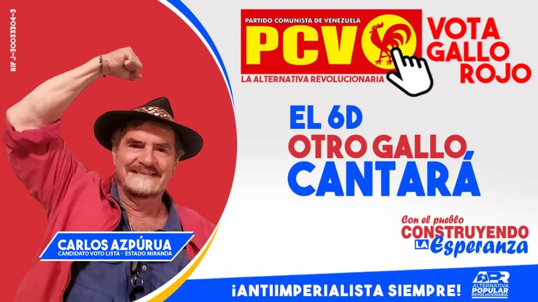 Partido Comunista de Venezuela denunciar el bloqueo mediático la censura y el ventajismo contra la @APR Venezuela 1