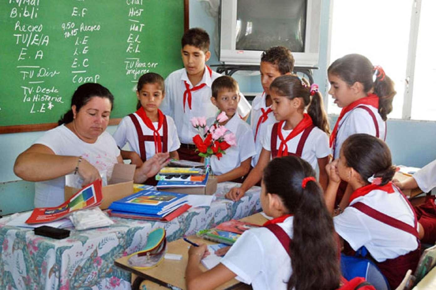 derechos humanos Cuba eduacion