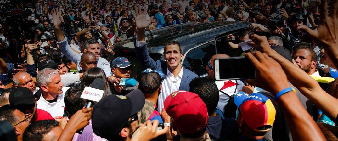elecciones venezuela 2020 Guaido