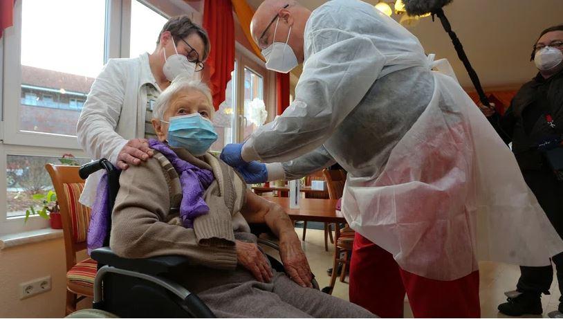 germany vaccine