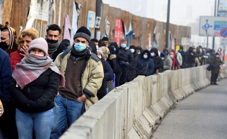 queues Milano