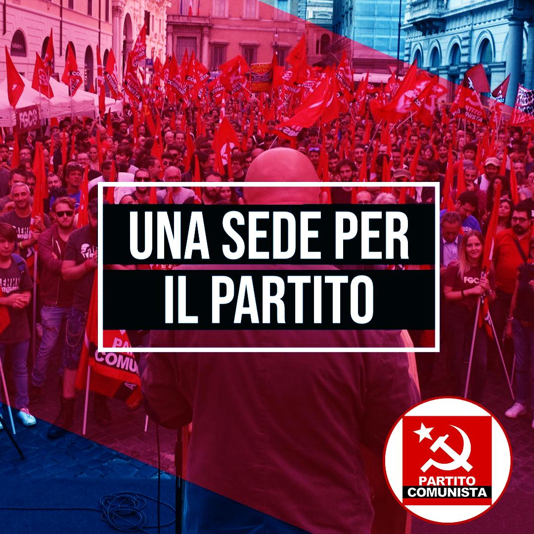 sede per il partito Comunista Italiano