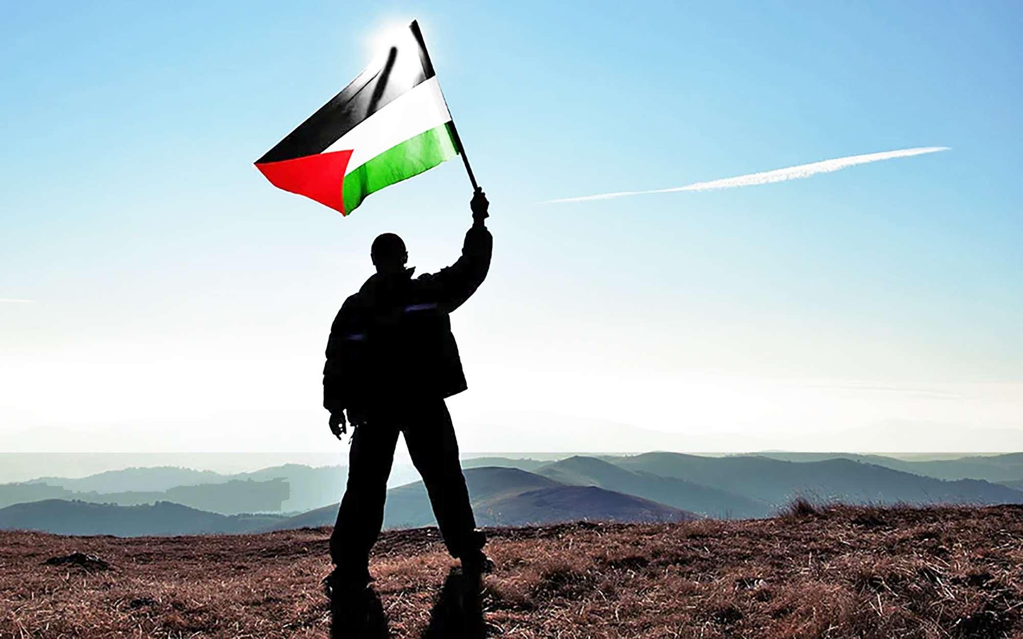 Ανεξάρτητο Παλαιστινιακό κράτος με το λαό νοικοκύρη